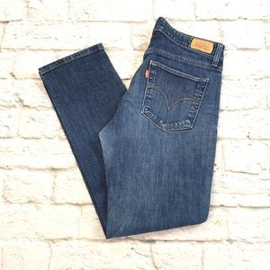 Levi's women's Mid-rise Skinny Jeans size 12M
